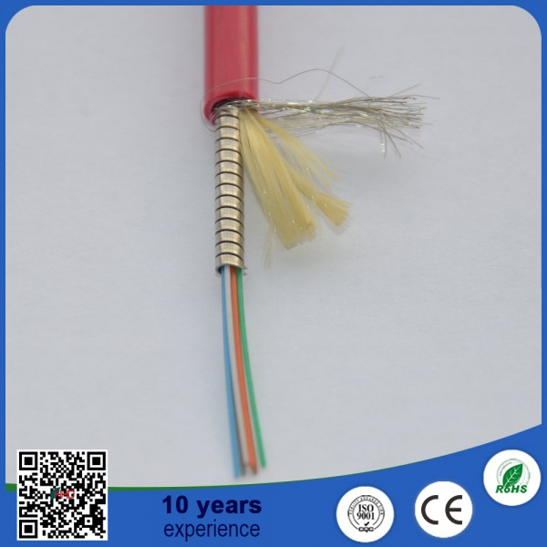 Flexible Armored Cable : Core armoured cable